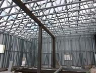 Строительство зданий из стали ЛСТК Вам нужно быстровозводимое здание из стальных конструкций? Для строительства зданий на собственном заводе производя, Челябинск - Строительство домов, коттеджей