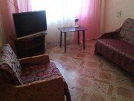 Сдаю квартиру Сдаю квартиру на 50 лет ВЛКСМ, рядом с заводом.   Состояние нормальное.   Все удобства ( ванна, душ, горячая вода).   С мебелью, телевиз, Арзамас - Снять жилье