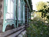 Продается дом с, Красное Продается крепкий деревянный дом, расположенный в с. Красное ул. Луговая. Дом одноэтажный, общая пл. 83 кв. м, жилая пл. 57 к, Арзамас - Купить дом