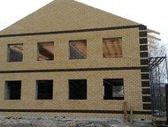 Продается дом Продается строящийся кирпичный дом Duplex на две семьи в г. Арзамас ул. Березина. Дом можно разделить по 134 кв. м, каждая часть с отд, Арзамас - Купить дом