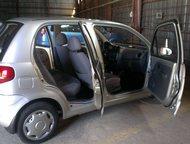 Daewoo Matiz Срочно! Продаю Daewoo Matiz, серебристый, хетчбек, 5 дверей, 2010 года, пробег 14800км, 0, 8, МТ (51 л. с. )бензин, левый руль, передний , Астрахань - Купить авто с пробегом