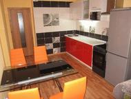Астрахань: Однокомнатная квартира Куликова 79 Сдам однокомнатную квартиру в новом элитном доме на длительный срок. В квартире холодильник, стиральная машина, каб