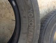 Продам летние шины R17/215/60 Продам летние шины yokohama aspec (япония)17/215/60 износ 40% 4 шт. Торг на месте, Барнаул - Купить шины