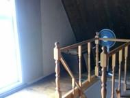 продам дом в Усолье продам дом 2013г постройки. бревенчатый ( утеплен, обшит сайдингом ). 2 этажный, 3 комнаты. остается мебель и стройматериалы. отоп, Березники - Купить дом