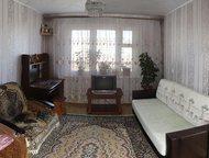 Осипенко 11 Панельный дом Этаж 5-ый из 9-ти Продаются две комнаты в 3-х комнатной квартире улучшенной планировки:   зал – 17 кв. м. и спальня – 10 кв., Димитровград - Комнаты