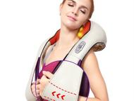 Екатеринбург: Массажер для шеи, спины и всего тела NK-2006 Без визитов к массажисту - глубокий разминающий массаж и комплексная проработка всего тела. Новая, усовер