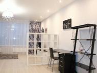 Сдается посуточно квартира Ямская 16 Сдам в новостройке (2012 год) 1-комнатную квартиру на время проведения биатлона. Дом находится недалеко от горнол, Ханты-Мансийск - Снять жилье