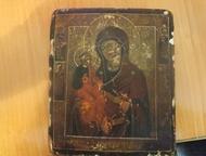 Нижний Тагил: Икона Божьей Матери Троеручица Продам икону Божией МатериТроеручица. размер 15х17. Цена 50000