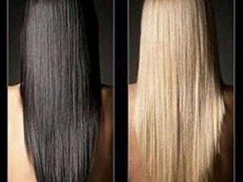 Фото сзади стрижек длинных волос