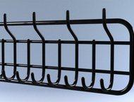 Гатчина: Напольные и настенные вешалки для дома и дачи Предлагаем металлические напольные и настенные вешалки для дома и дачи. Собственное производство и прода