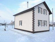 Качественный дом 93м все удобства в 12 км от вокзала г, Павловск Небольшой современный качественный дом 93м со всеми удобствами в 12 км от вокзала г. , Гатчина - Купить дом