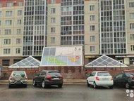 Гатчина: Продажа помещения 40 кв Продажа помещения 40 кв м, находится Гатчина въезд, панорамные окна в помещении, мощность 15 кв, отопление, вода, кондиционер,