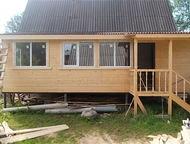 Гатчина: строим не дорого строим деревянные постройки (от сруба до сарая), а так же строим каркасные дома, дома бани из бруса , заборы, кровельные работы , фун