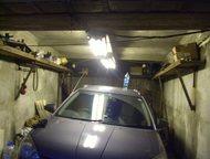 2 гаража(рядом) Погранинститут Продам капитальный кирпичный гараж №27 (свет, стеллажи, круглосуточная охрана, видеонаблюдение, эстакада, сухой, ворота, Хабаровск - Гаражи, стоянки