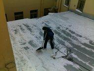 Хабаровск: Уборка снега Уборка снега с крыши, очистка от наледи, вывоз снега. Уборка территории. Любые объемы.
