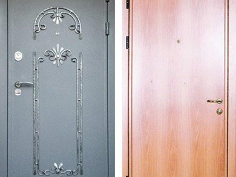 домодедово железная дверь для подвала