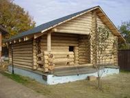Ижевск: дома бани из дерева дома бани из дерева. сруб, брус, каркас. строительство под ключ из нашего материала.   * собственное производство срубов и пиломат