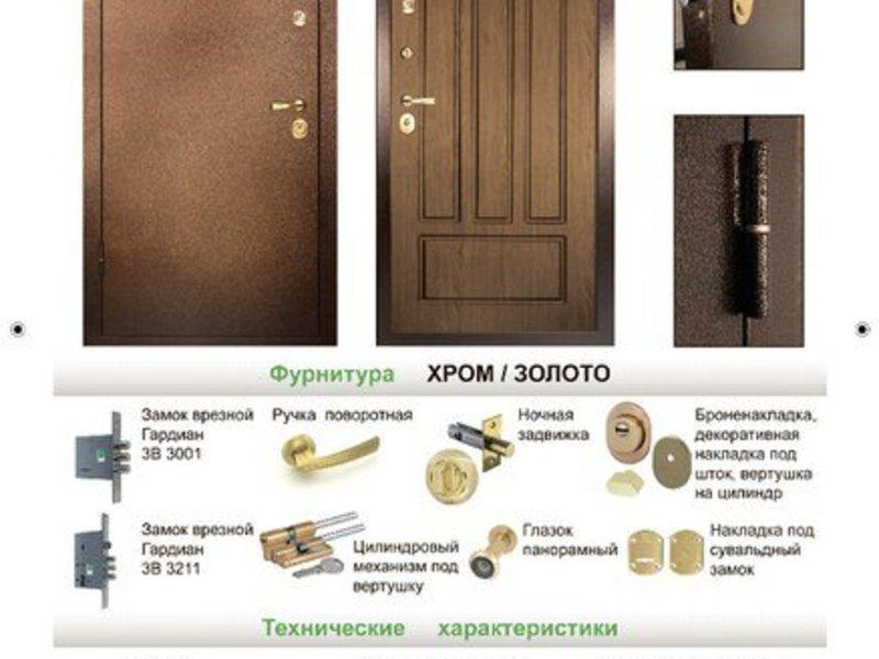 купить дверь входную металлическую в электростали