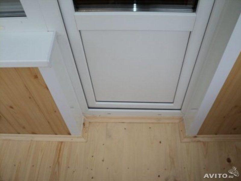 Остекление балконов и лоджии. наружная и в калуге.