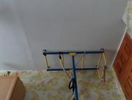 Каменск-Уральский: Продам спортивный комплекс Спортивная стенка в хорошем состояние.   Турник, шведская стенка, кольца, канат и верёвочная лестница. Устанавливается на р
