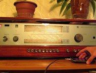 Куплю радиолу Эстония стерео Куплю радиолу Эстония стерео или меняю на спутниковый комплект Триколор ТВ с установкой. Рисунок на фото., Казань - Аудиотехника