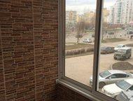 Продам 3 комнатную квартиру Евроремонт (выполнен капитальный ремонт не требующий вложений) . Дом новый - 2009 года.   2 застекленные лоджии (качествен, Кемерово - Продажа квартир
