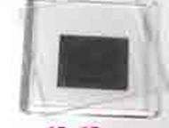 Акриловые магниты заготовки 55х80, 65х65мм Прозрачный магнит заготовка под полиграфическую вставку – это возможность изготовить своими руками магнитик, Кемерово - Разное