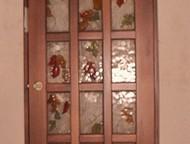 Кемерово: Деревянные двери, арки, окна Изготовим и установим по вашим размерам деревянные окна (любые), двери, арки. Доставка. Монтаж.