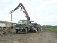 Кемерово: Автобетононасос АБН-80 Продам АБН -80 на шасси Краз 250. 1984 г. в. был на консервации до 1995 года. 80 куб. м. в час. Вылет стрелы 23 метра + бетонов