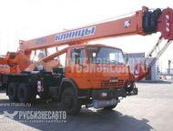 Автокран КС-55713-1К-3 Продам кран автомобильный КС-55713-1К-3 на шасси Камаз 65115. Грузоподъемность - 25 т; Модель шасси - КамАЗ 65115; Колесная фор, Кемерово - Автокран