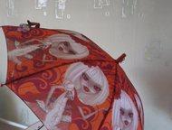 Зонтики детские новые полу-автоматы для мальчика и девочки со свистульками Продам зонтики детские новые полу-автоматы для мальчика и девочки со свисту, Красноярск - Детские игрушки