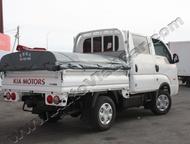 Красноярск: KIA Bongo III 2013г, 4x4 с тентом KIA Bongo III 2013 грузовой-бортовой с тентом  Год выпуска: 2013  Грузоподъемность: 995 кг.   Местонахождение: Влади