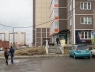 12,5 кв, м и 26 кв, м в микрорайоне Покровский Первая линия, отлично просматривается с дороги, мимо проходит дорога внутрь двора, отличная возможность, Красноярск - Коммерческая недвижимость