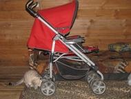 Продам коляску 3 в 1 Легкая и компактная транспортная система 3 в 1. Очень удобна для родителей, которые любят много двигаться и путешествовать, для м, Красноярск - Детские коляски