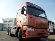 Красноярск: FAW J6 CA 4250P66 МодельCA 4250P66  K24T1A1E4  Тип кабиныFAW J6  РазмерыДлина (мм)7 345  РазмерыШирина (мм)2 495  РазмерыВысота (мм)3 560  Кол