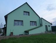 продам коттедж Емельяново Продам жилой коттедж в пос. Емельяново 350кв. метров, 10 соток земли, дом 2 этажа, 3 уровня. Отопление электро+ твёрдое топл, Красноярск - Купить дом