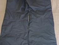 Красноярск: Спортивные брюки « Glissade» зимние утепленные Продам спортивные брюки « Glissade» зимние утепленные в хорошем состоянии, цвет- серый, размер 44-46, д