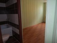 Красноярск: Сдам гостинку на ул, Курчатова д, 9 А Сдам гостинку на ул. Курчатова д. 9 А . Гостинка после капитального ремонта, окна пвх, установлена мини ванна, с
