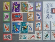 Магнитогорск: Продам коллекцию марок Продам коллекцию марок в количестве 600 штук из 30 стран мира  Тематика- спорт, футбол, космос, автомобили