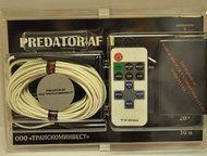 Москва: электронно-световая приманка Predator-af Приманка Predator-af предназначена для ловли рыбы в соленой и пресной воде в любое время года. В темное время