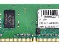 Москва: Продам оперативную память, блок питания Kingston Kvr800d2n5/1g -2 шт ddr2  ddr2 форм-фактор dimm 240-контактный тактовая частота 800 мгц  пропускная с