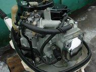 Москва: лодочный мотор Jonson 5 л, с, 4-х тактный бу лодочный мотор Jonson 5 л. с. 4-х тактный с дополнительным баком на 15 литров, сборка Тайвань. состояние