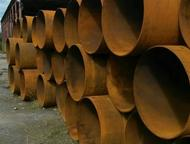Продам б/у трубы разных диаметров Трубы б/у:  273х5-6 – п/ш, нефть;  273х6-7 – п/ш, нефть, пленка, под восст;   325х7-8 – п\ш, солярка, под восст;  37, Сургут - Разное