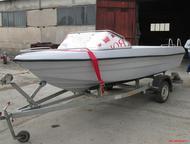 Лодка пластиковая, Касатка 5, 20 Изготовление пластиковых лодок касатка 5. 20 на заказ! Срок изготовления 10-15 дней.   Длина лодка 5 метров и 20 сант, Волгоград - Авто - разное