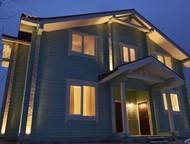 Недвижимость в д. Алексеевка. Мы предлагаем Вам полностью готовый к заселению коттедж площадью 202,8кв. м из натурального Недвижимость в д. Алексеевка, Москва - Купить дом