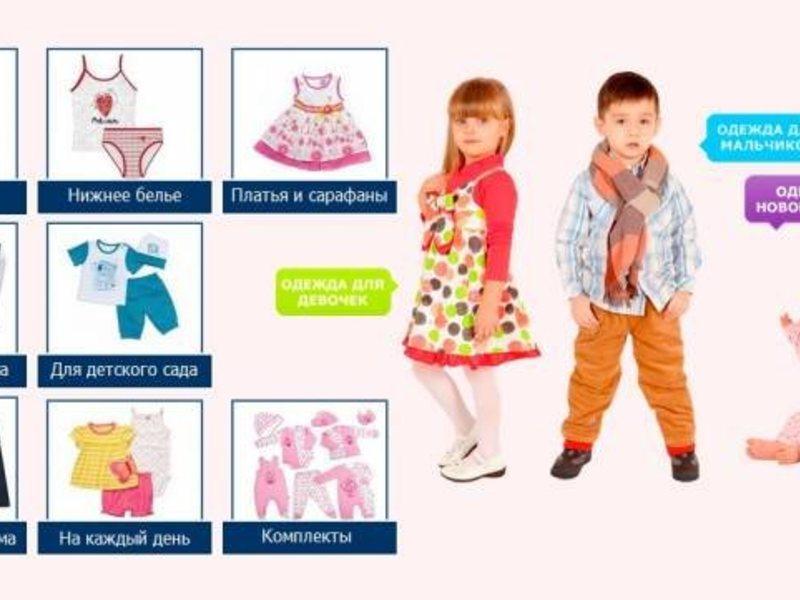 Детская Одежда От Производителя Оптом