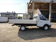 Бортовая платформа Газель Грузовая платформа на ГАЗель/ГАЗ 3302, 33023/Газель Фермер, имеет откидывающиеся задние и/или боковые борта, подвешенные на , Набережные Челны - Авто - разное