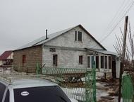 Продам дом в 36 мкр Продам блочный 1-но этажный дом в 36 мкр. , общей площадью 100 кв. м. , 8 соток земельный участок., Нижнекамск - Купить дом