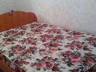продам 2 спальную кровать с матрасом в хорошем состоянии, Нижнекамск - Мебель для спальни