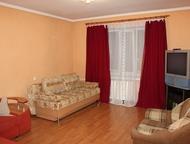 Двухкомнатная квартира посуточно в Нижневартовске Недорогие квартиры посуточно в Нижневартовске предлагает гостиница квартирного типа Визит. Посуточна, Нижневартовск - Снять жилье